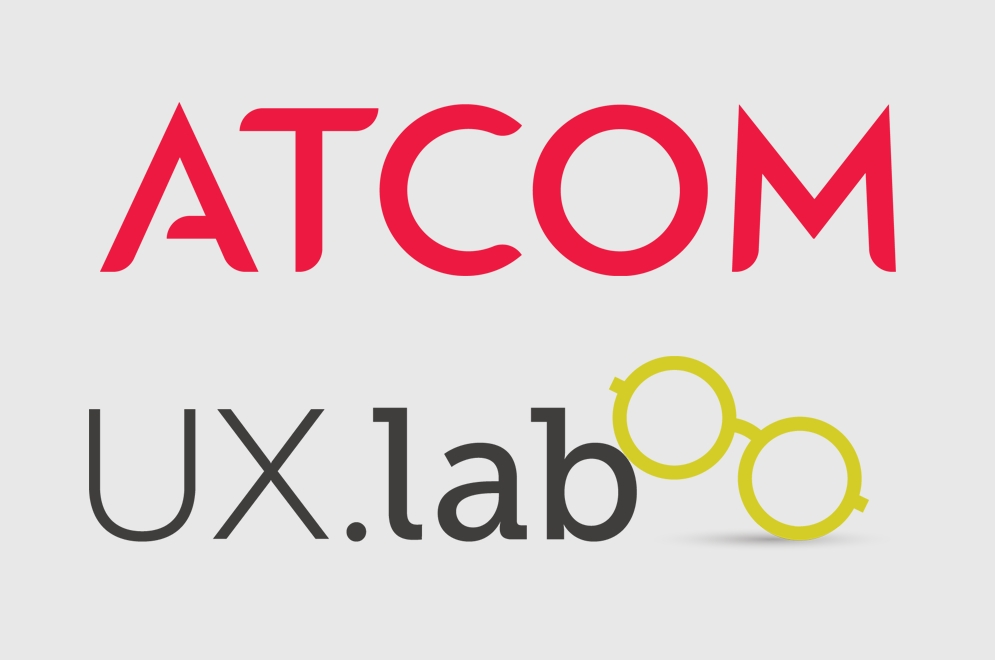 ATCOM & UXLAB χορηγοί του INNOVATION Design Summit '17