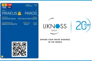 H CRS LIKNOSS υλοποίησε υπηρεσία web check-in για τη Blue Star Ferries