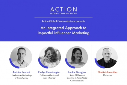 Influencer Marketing webinar από την Action Global Communications